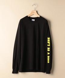 <VIRGIL NORMAL> TAPE MINDED L/TEE/T恤