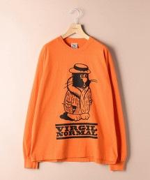<VIRGIL NORMAL> BOO L/TEE/T恤