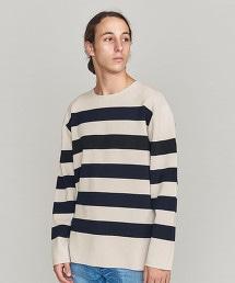 BY 米蘭諾羅紋 橫條紋針織衫