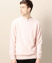 BY 喀什米爾羊毛刷毛針織上衣 -MADE IN JAPAN-
