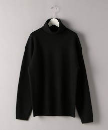 BY 羊毛/喀什米爾 高領針織衫