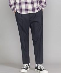 BY TW 1P 寬版錐形9分褲