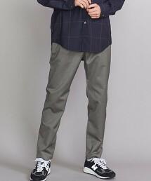 BY 彈性 平織 1P 鬆緊帶輕便褲