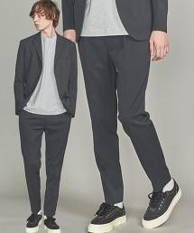 "BY ""TORAY"" 凸紋布 1P 錐形褲 【可成套】"