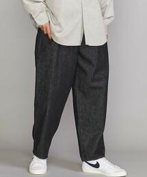 BY 氣球褲 5P 竹節紗 牛仔褲 日本製