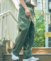 【WEB限定】 <info. BEAUTY&YOUTH> 寬鬆氣球褲