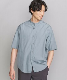 BY SUPPLE 立領 錐形 襯衫
