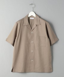 BY 垂墜 斜紋織 輕鬆版型 襯衫