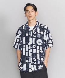 <TOWN> MONO FLOWER/襯衫
