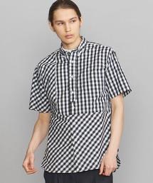 【特別訂製】 <jipijapa> GINGAM CRAZY/襯衫 日本製
