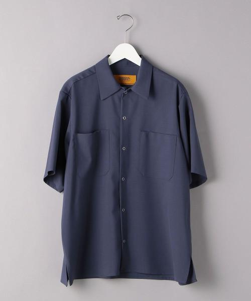 【特別訂製】 <UNIVERSAL OVERALL> TW WORK/襯衫 日本製