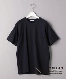 BY NANOFRESH  1P T恤/搭載抗菌・防臭機能