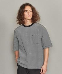 BY 細橫條紋 寬版 T恤