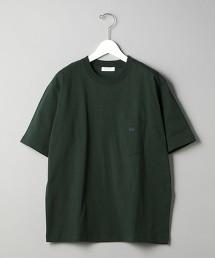 BY 刺繡 1POC T恤