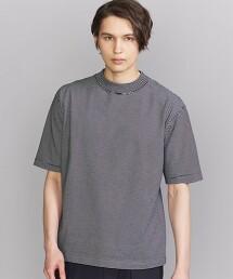 BY 微高領 錐形T恤