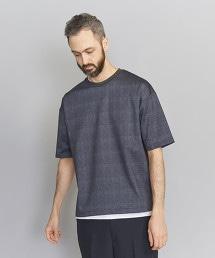 BY 羅馬布格紋寬版T恤