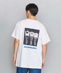 【特別訂製】 <SCHROFF> S/S TEE 3/T恤