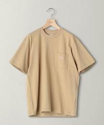 <DANTON> LOGO TEE/T恤