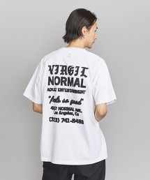 <VIRGIL NORMAL>  BOOTLEG TEE/T恤