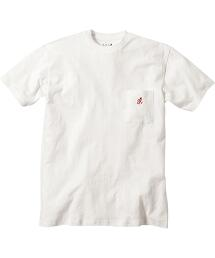 TW GRAMICCI OP TEE 白色口袋T恤