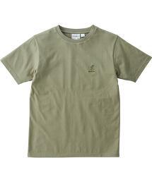 TW GRAMICCI BIG R/M TEE 素色刺繡LOGO T恤