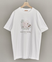 【特別訂製】 <LES CINQ LETTRES.> HOTEL EGYPT/T恤