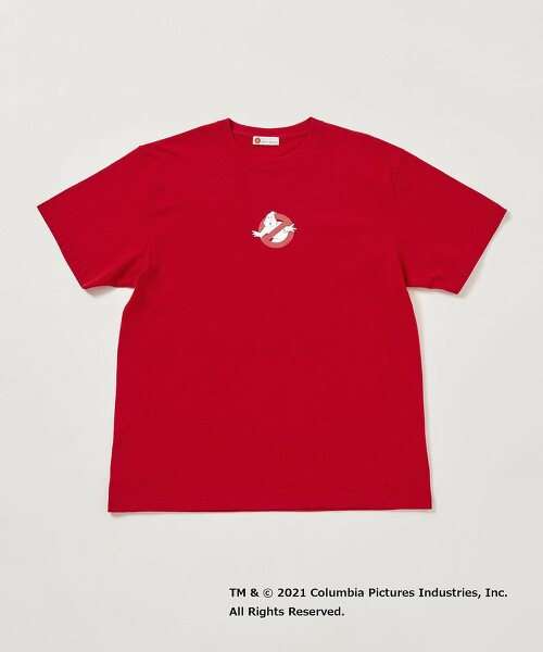 【WEB限定】 <info. BEAUTY&YOUTH> GHOSTBUSTERS TEE/魔鬼剋星T恤