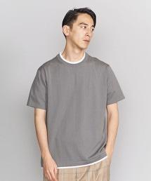 BY 針織層次棉T恤