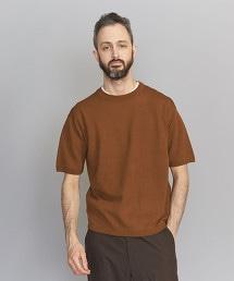 BY PK布短袖針織衫