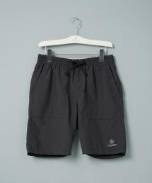 【台灣限定】TW SP NY BAKER EASY/尼龍大口袋軍短褲