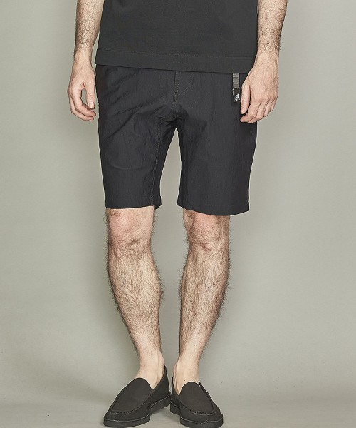 【三方聯名】 <GRAMICCI>/<KOMATSU>/<BEAUTY&YOUTH> SHORT PANTS/短褲