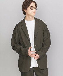BY KOMATSU PACK 雙釦 輕鬆版型 西裝外套 【可成套】