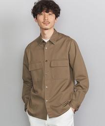 BY 仿舊CHINO 2P  標準嶺休閒襯衫