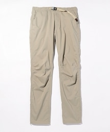 <nonnative × GRAMICCI> T/CLIM TABLE PANTS/修身褲 □□