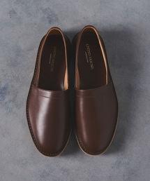 UA 皮革 懶人鞋