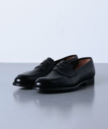 <CROCKETT&JONES>皺褶 樂福鞋