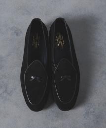 UA 麂皮絨蝴蝶結樂福鞋 Belgian Shoes