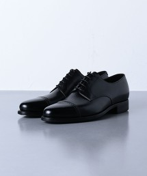 <UNITED ARROWS> 開放式襟片 布洛克鞋