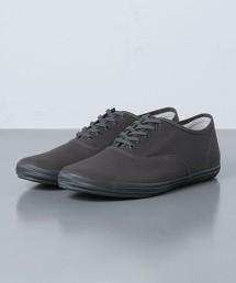 <UNITED ARROWS> 黑色帆布鞋