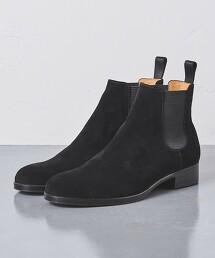 <UNITED ARROWS> 麂皮 雀爾喜靴/靴子 日本製