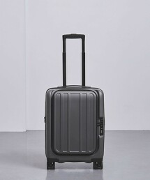 <UNITED ARROWS> 鐵灰色 行李箱 33L†