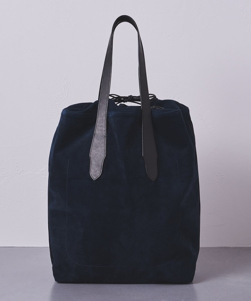 <SOVEREIGN> SUEDE TOTE