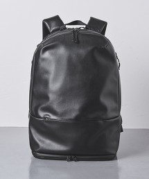 <UNITED ARROWS>Synthetic Leather Backpack 後背包 †