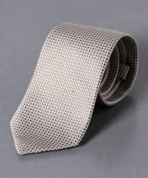<ERRICO FORMICOLA> 緞面方格領帶