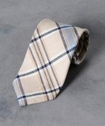 <Nicky> 馬德拉斯格紋領帶