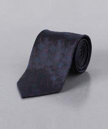 <FIORIO> 緹花橢圓領帶
