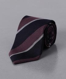 <ERRICO FORMICOLA> 英式條紋 領帶