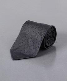 <FIORIO> 幾何圖形領帶