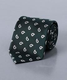 <Nicky> 緹花 佩斯利 領帶