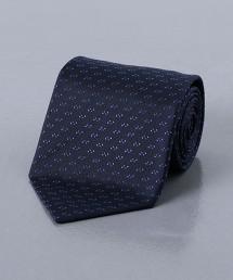 <Nicky> 緹花 細圓點領帶